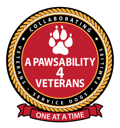 1 Veteran, 1 Service Dog, 1 Family At A Time